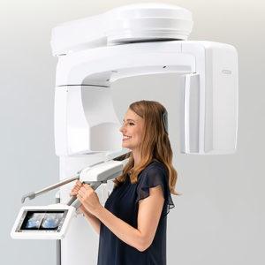 牙科3D X光機